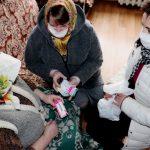 На Чечерщине уже больше 15 пожилых людей обратились в ТЦСОН за помощью в доставке продуктов и лекарств