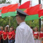 На Чечерщине под флагом «Белой Руси» объединились 475 человек
