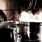 Вниманию чечерян: оставленная на включенной плите кастрюля может стать причиной пожара