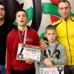 Чечерские спортсмены одержали две победы